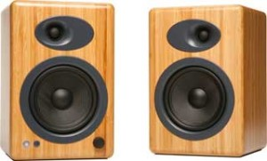 Audioengine A5+ Speakers Front