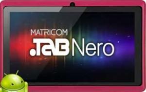 "7"" Matricom TAB Nero Pink"
